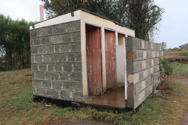 Washing and Toilet Facilities